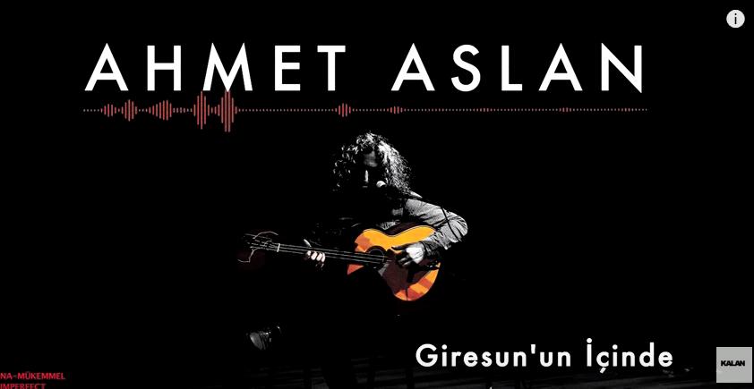 Ahmet Aslan - Giresunun