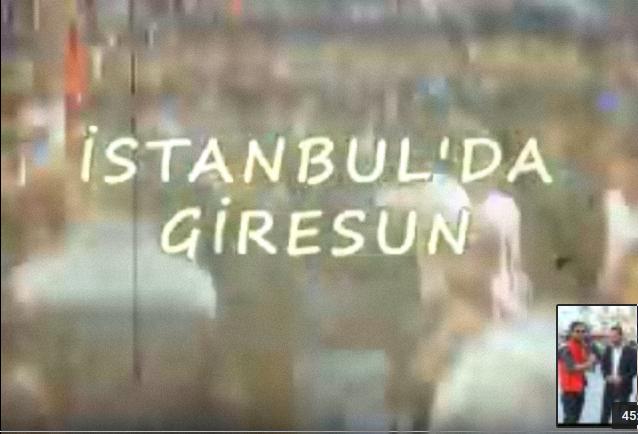İstanbulda Giresun