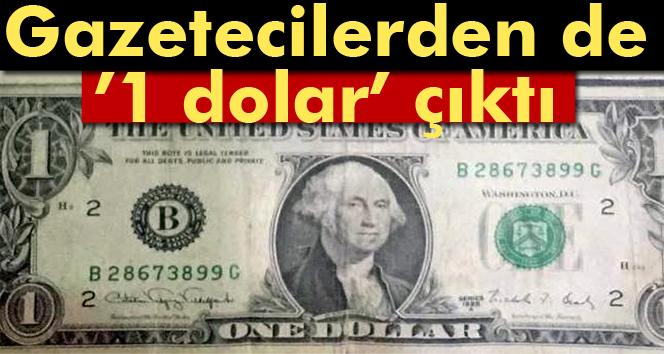 FETÖ soruşturmasında aranan gazetecilerin evlerinde 1 dolar