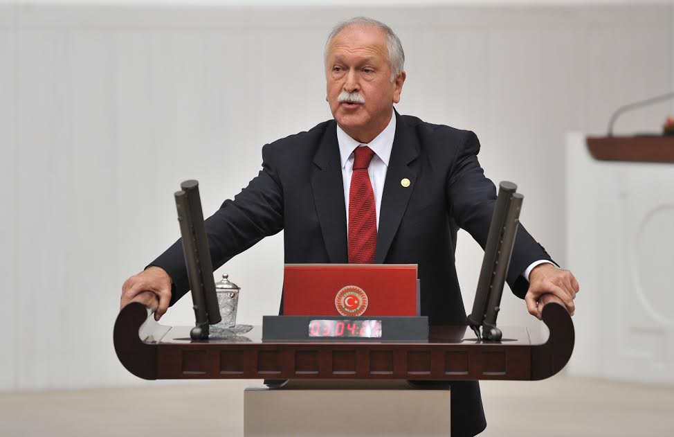 Mv. Bektaşoğlu'dan Taşeron Çağrısı