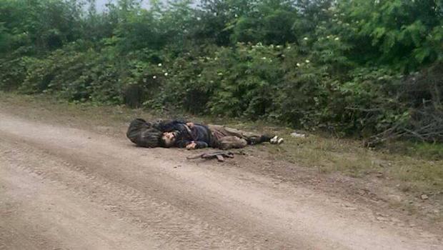 Öldürülen Teröristin Kimliği Belli Oldu