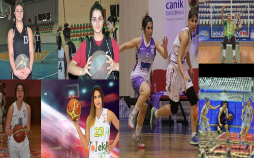 GRÜ Bayan Basketbol Takımı'nda Hedef 1.