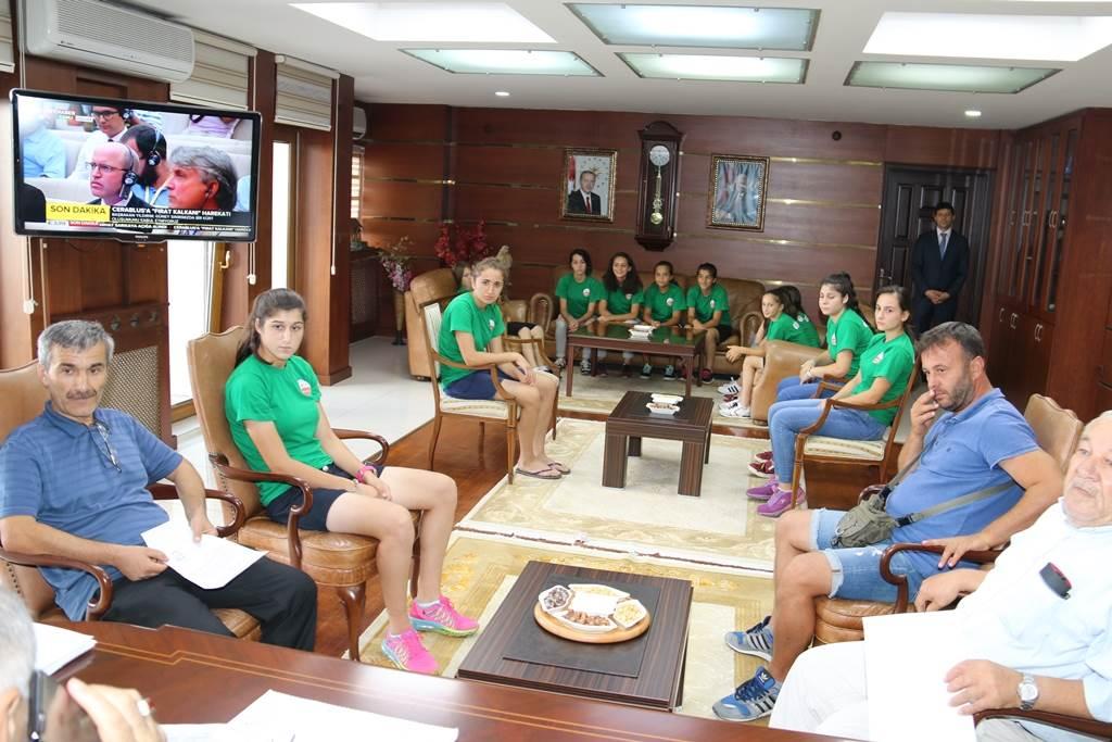 Sanayispor Bayan Futbol Takımı