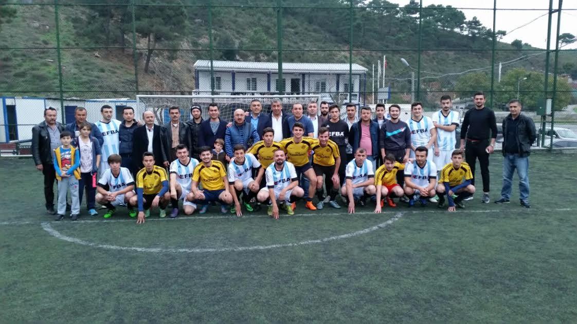 Ümraniye Çanakçı Derneği Futbol Turnuvası