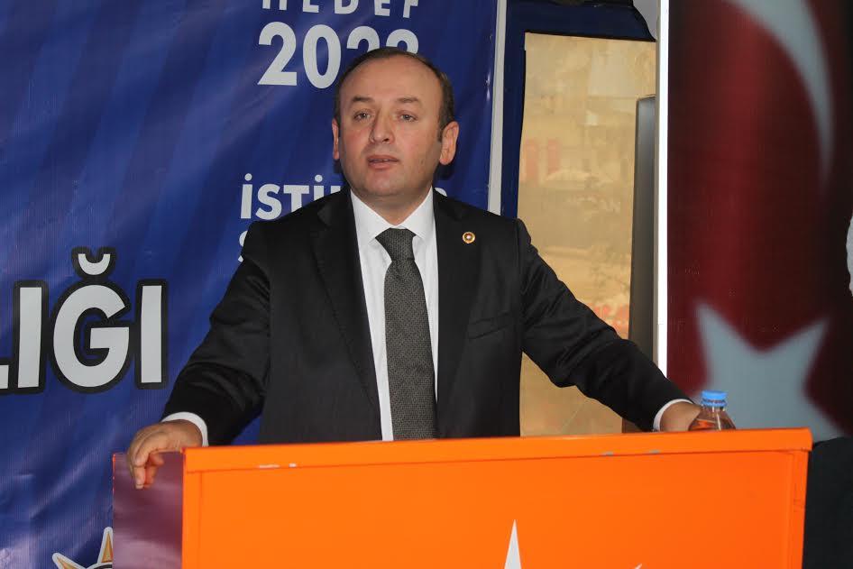 Mv. Sabri Öztürkün Basın