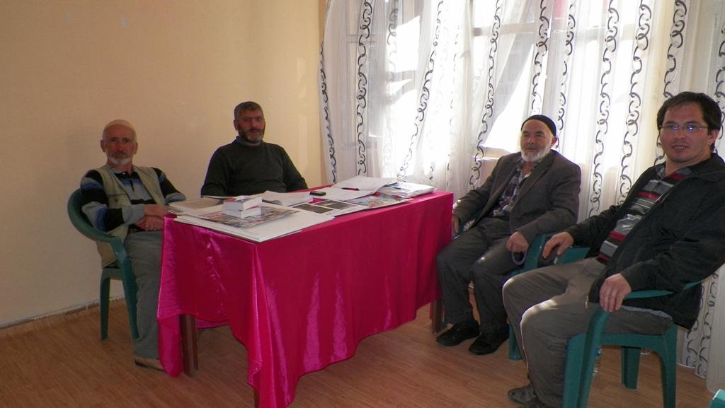Saadet Partisi Haftalık Yönetim Kurulu
