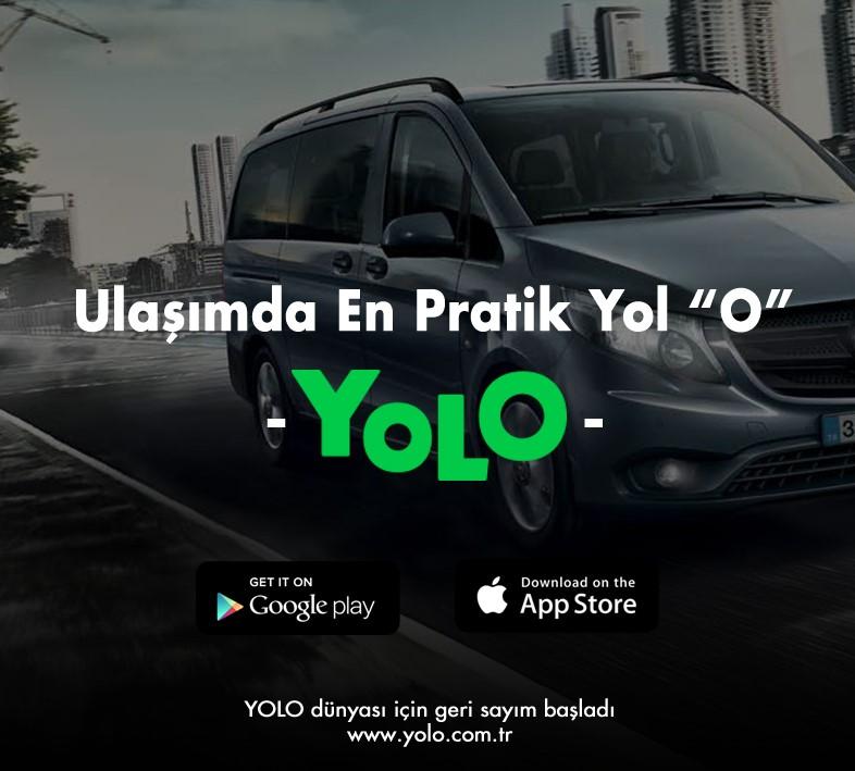 YOLO Dünyası için Geri Sayım