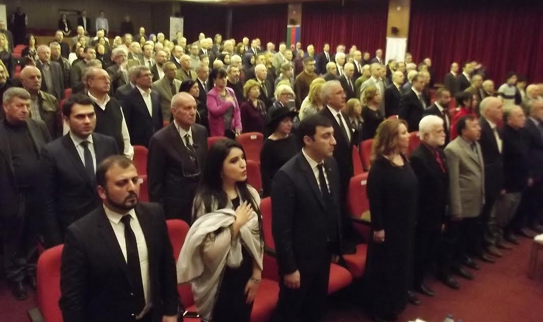 Kağıt Kabir Filminin Galası Ankara Da