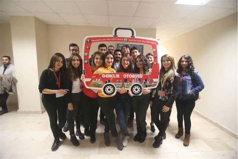 Gençlik Otobüsü İle 400 Gencimiz Ücretsiz Avrupa'ya Gidiyor
