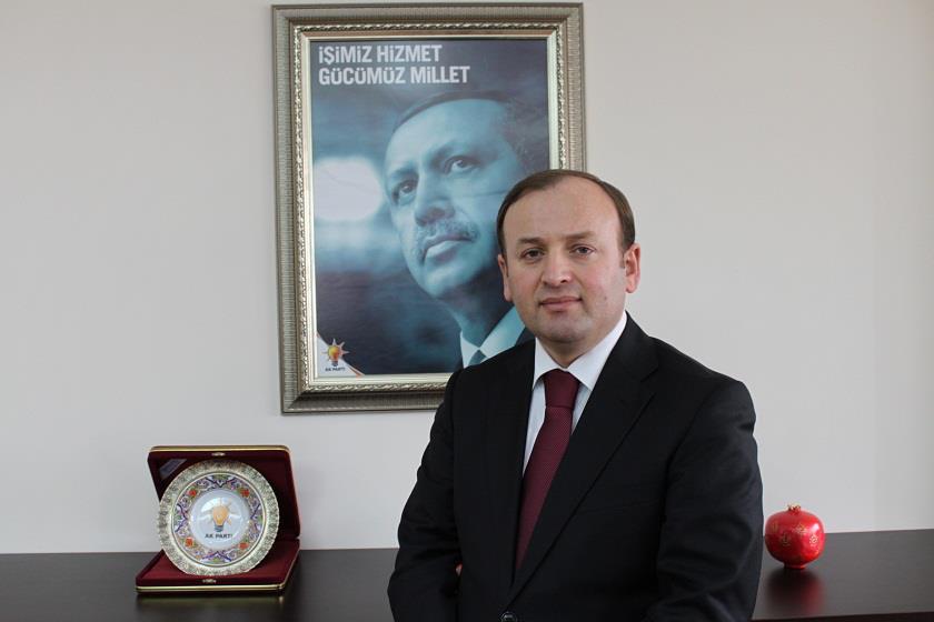 Sabri Öztürk ''Yeni Türkiye'nin Kapısı Aralanmıştır''