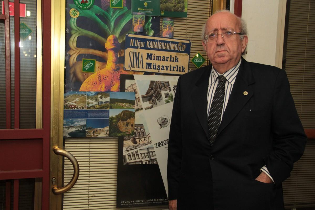 Kent Konseyi Başkanı Karaibrahimoğlu Giresunspor'un 50. yılını