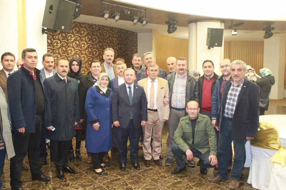 Sabri Öztürk Referanduma Sayılı Günler Kala Çalışmalarını Hızla Devam Ediyor