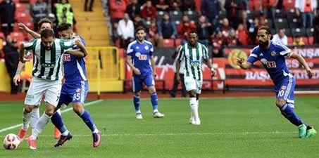 Eskişehirspor: 1 - Giresunspor: