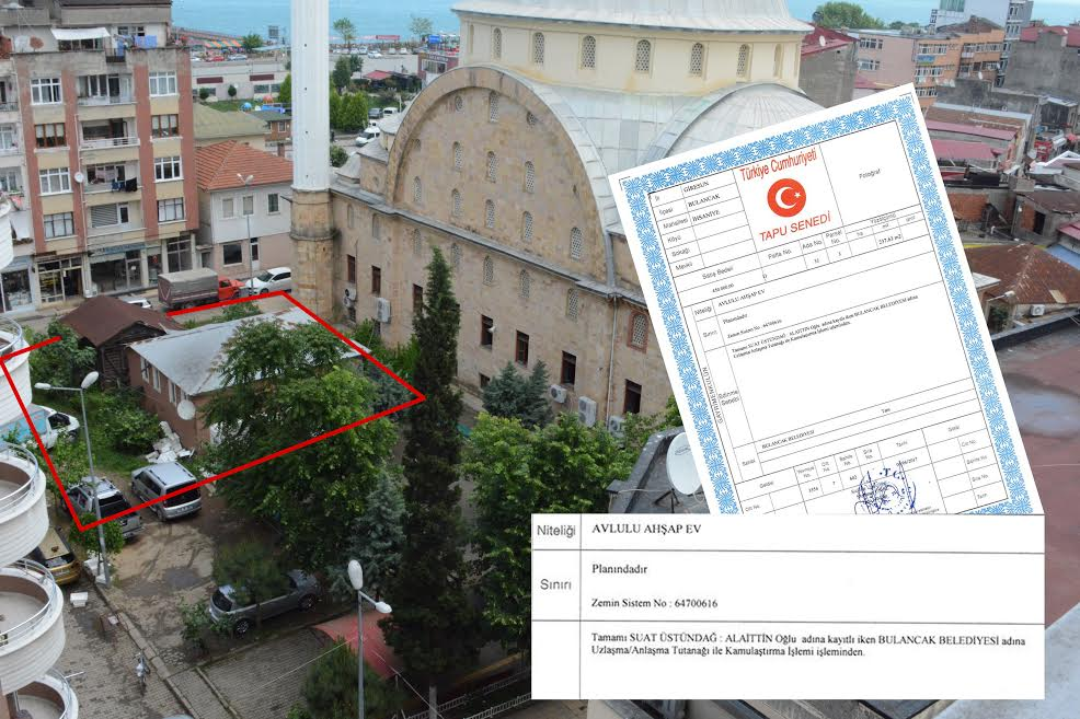 Bulancak'ta Orta Camii'nin Çehresi