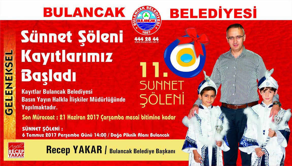 Bulancak Belediyesi 11. Sünnet Şöleni Kayıtları