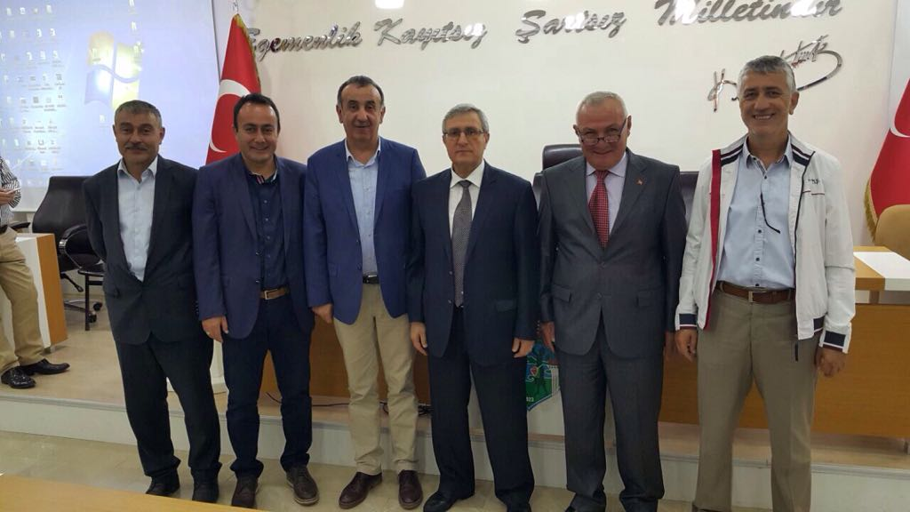 Çakıroğlu Ve Şahin Açık Ara Farkla Kazandı.