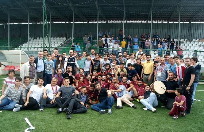 Ören Belediyespor şampiyonluğa