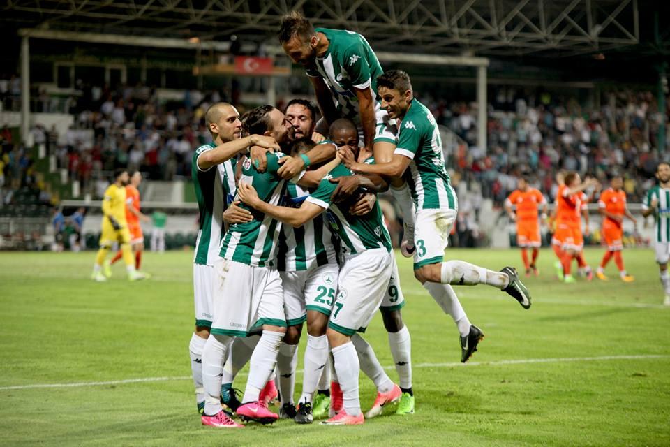 Giresunspor-Adanaspor maç sonucu: