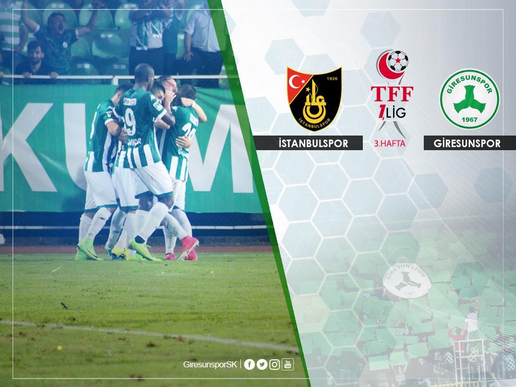İstanbulspor 0-1 Giresunspor