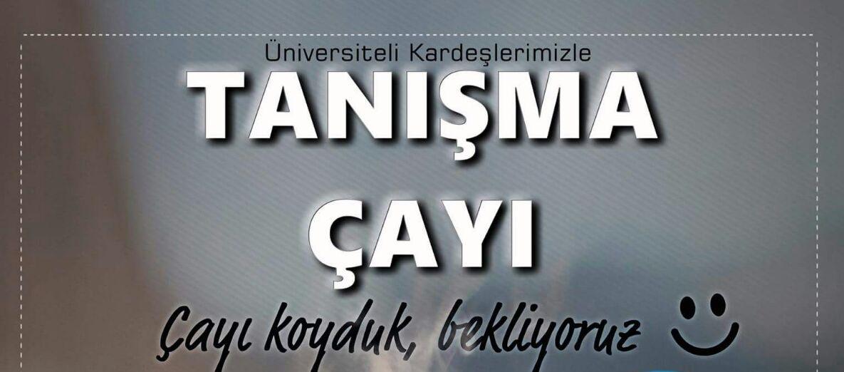 TÜGVA Bulancak üniversite öğrencileri ile buluşacak
