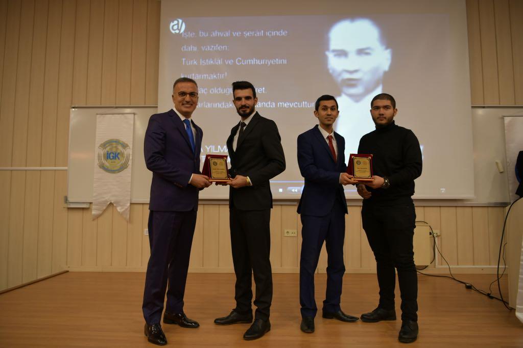 Girişimcilik ve Üretim Ekonomisi Konferansı gerçekleşti