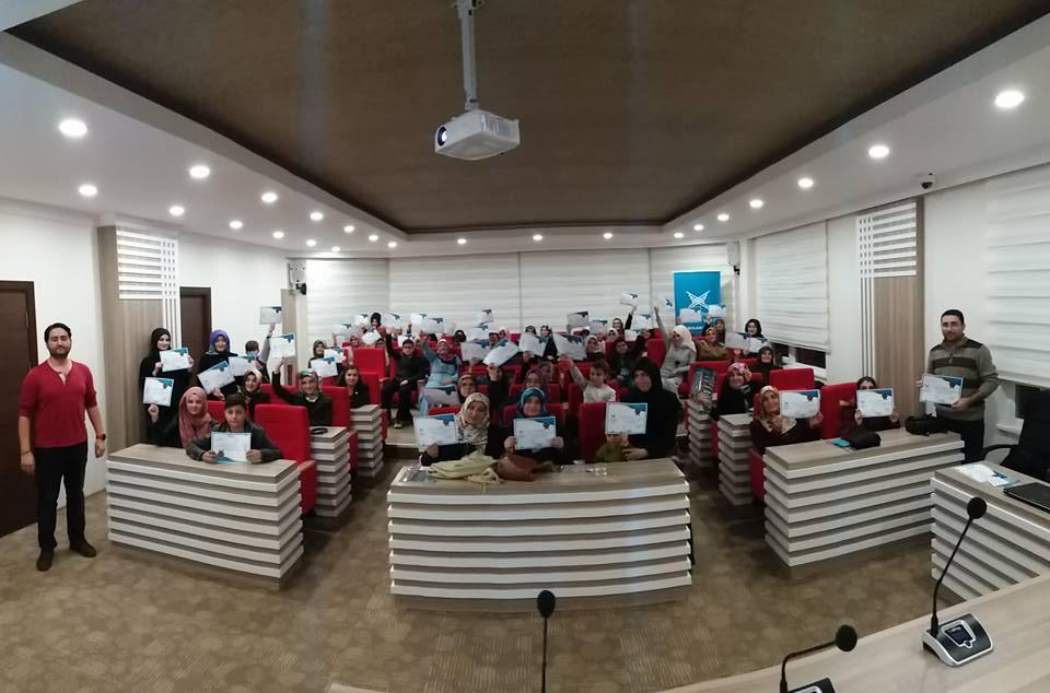 TÜGVA Bulancak'tan Hanımlara Etkili İletişim Semineri