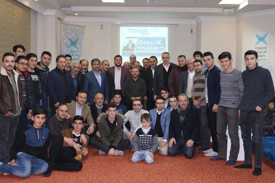 Milletvekili Sabri Öztürk'ten Bulancak TÜGVA'ya ziyaret