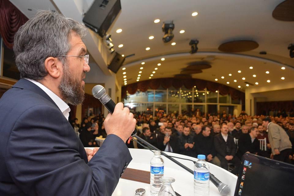 Prof. Dr. Şenocak Bulancak'ta