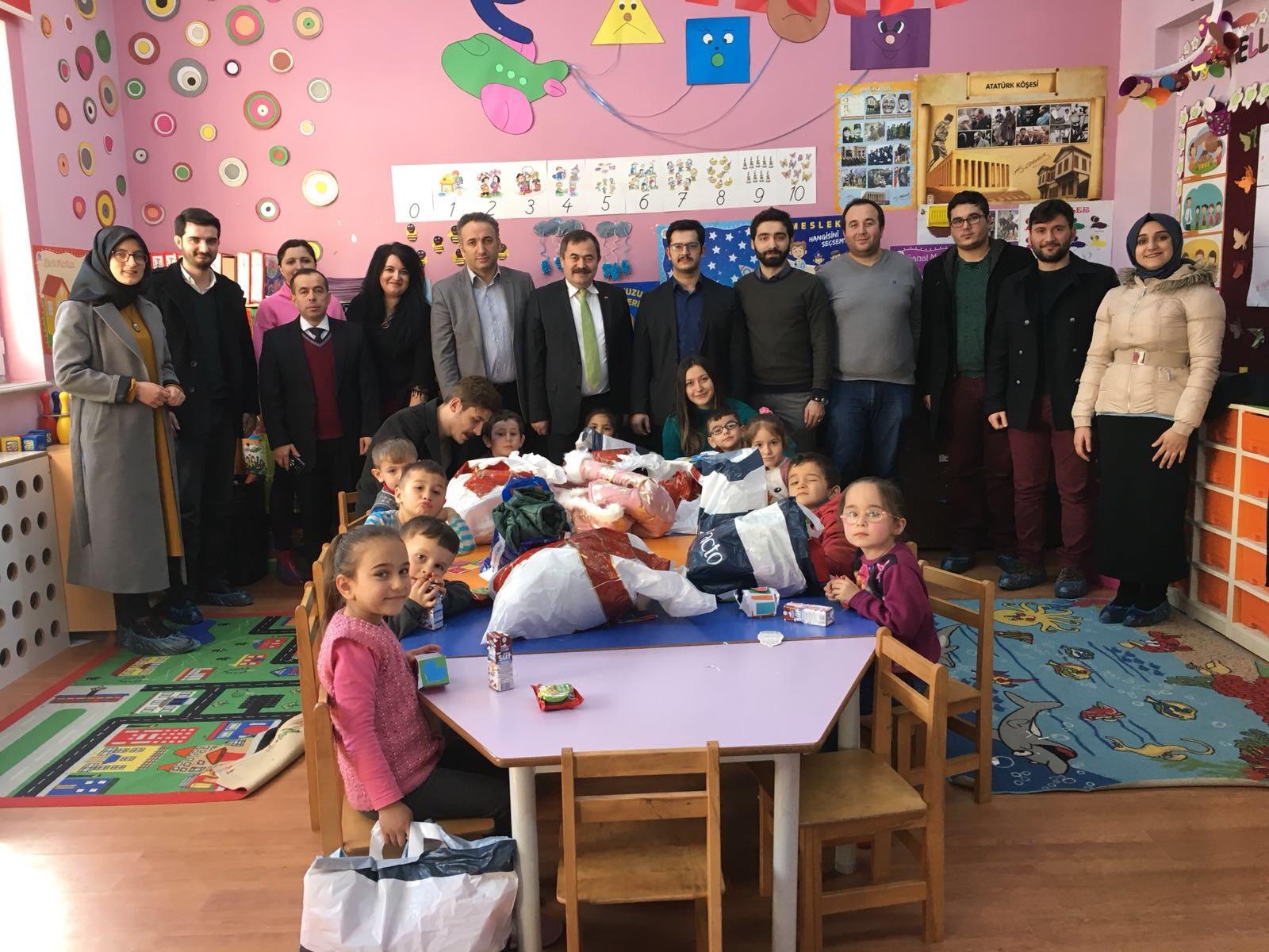 Yildız Köyü Geleceğinize Sarılın Projesi