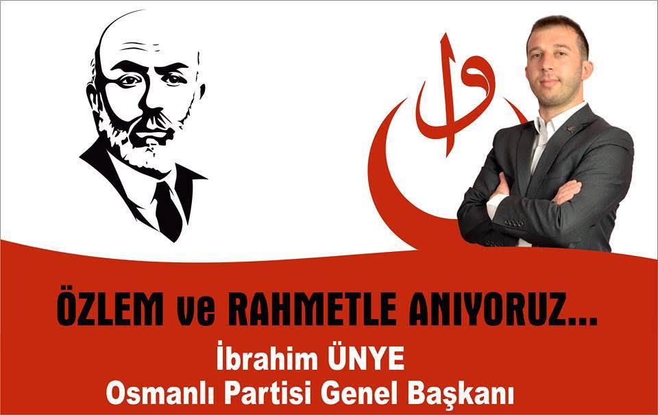 Osmanlı Mehmet Akif Ersoy'u Unutmadı.