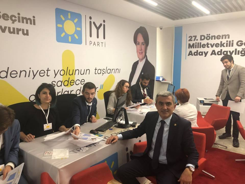 Erzurum, Milletvekili aday adayı oldu