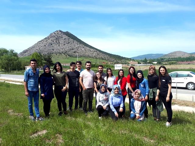 Veterinerlik Öğrencilerinden Dimes'e Eğitim Gezisi