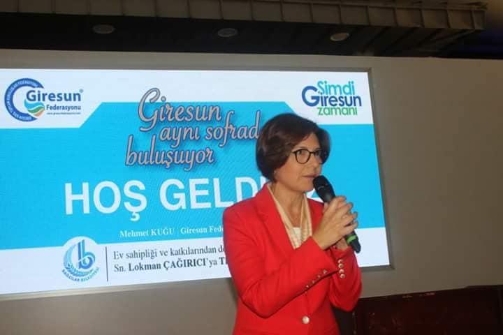 GİRESUN'LUNUN ANKARA'DAKİ SESİ OLMAYA HAZIRLANIYOR..