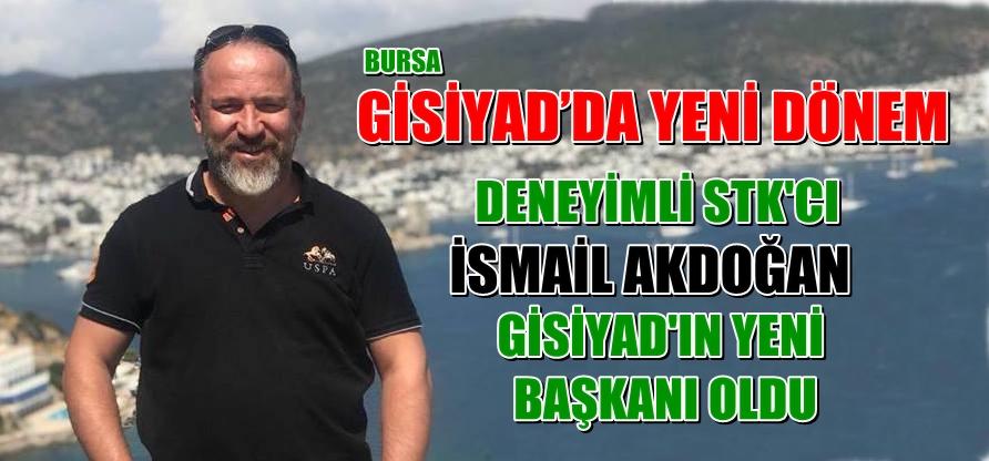 GİSİYAD'DA YENİ