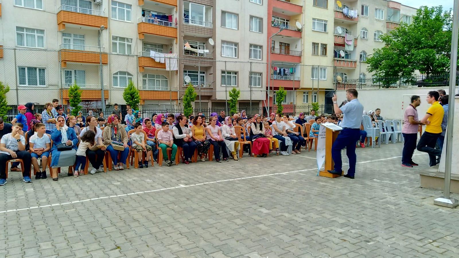 TÜGVA Bulancak Yaz Okulu açıldı