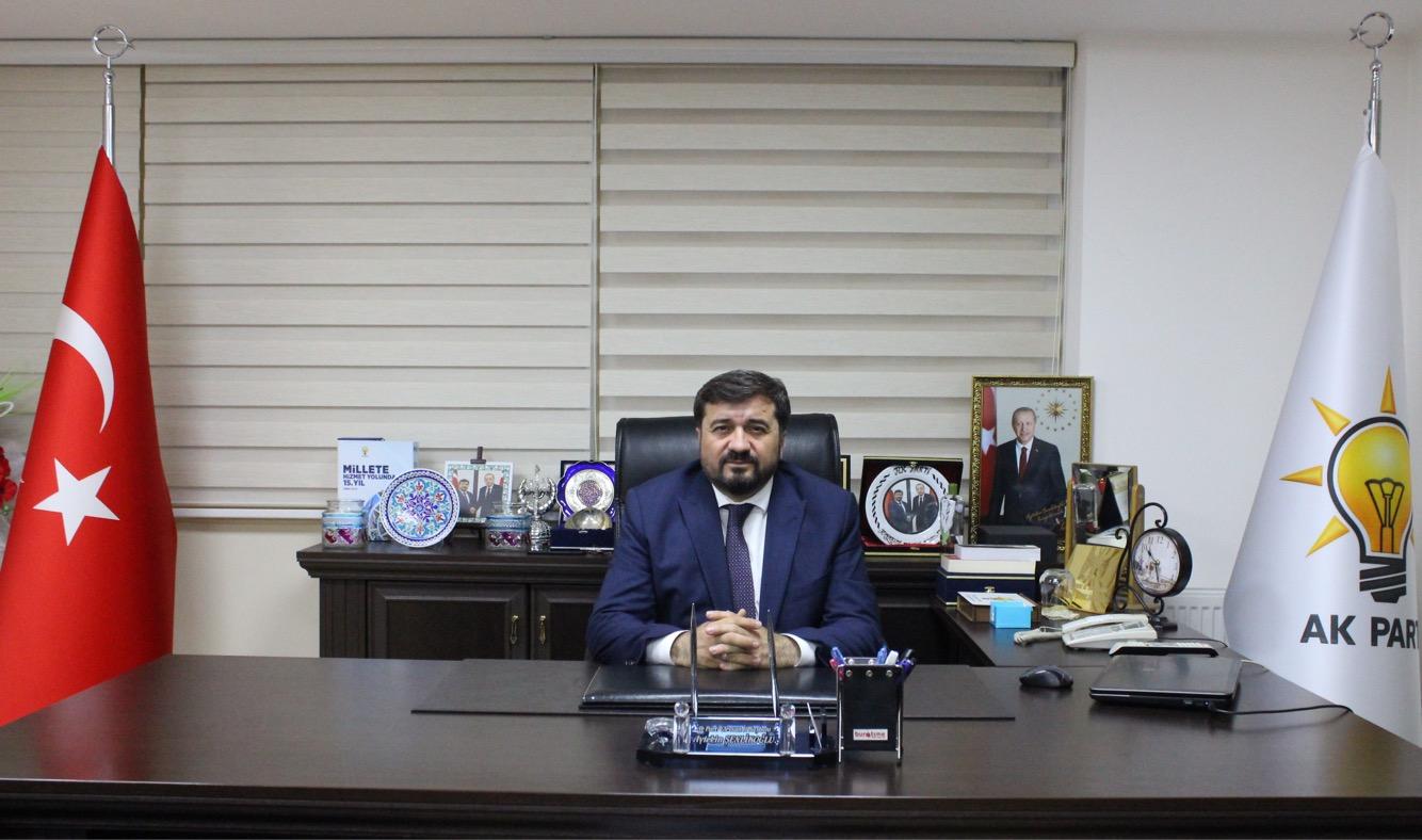 Şenlikoğlu ''15 Temmuz'da Milletimiz Destan Yazmıştır''