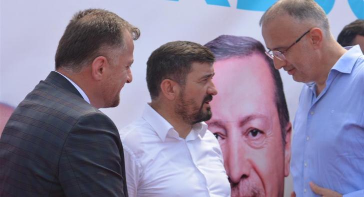 Çarpık yapılaşma ve imarı CHP Belediyesi'nden miras aldık