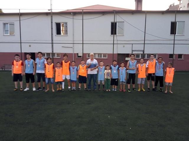 Mesut Korkmaz Futbol Turnuvası Sona Erdi