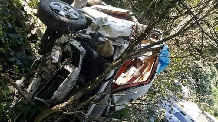 Espiye İlçesinde Trafik Kazası 5 ölü