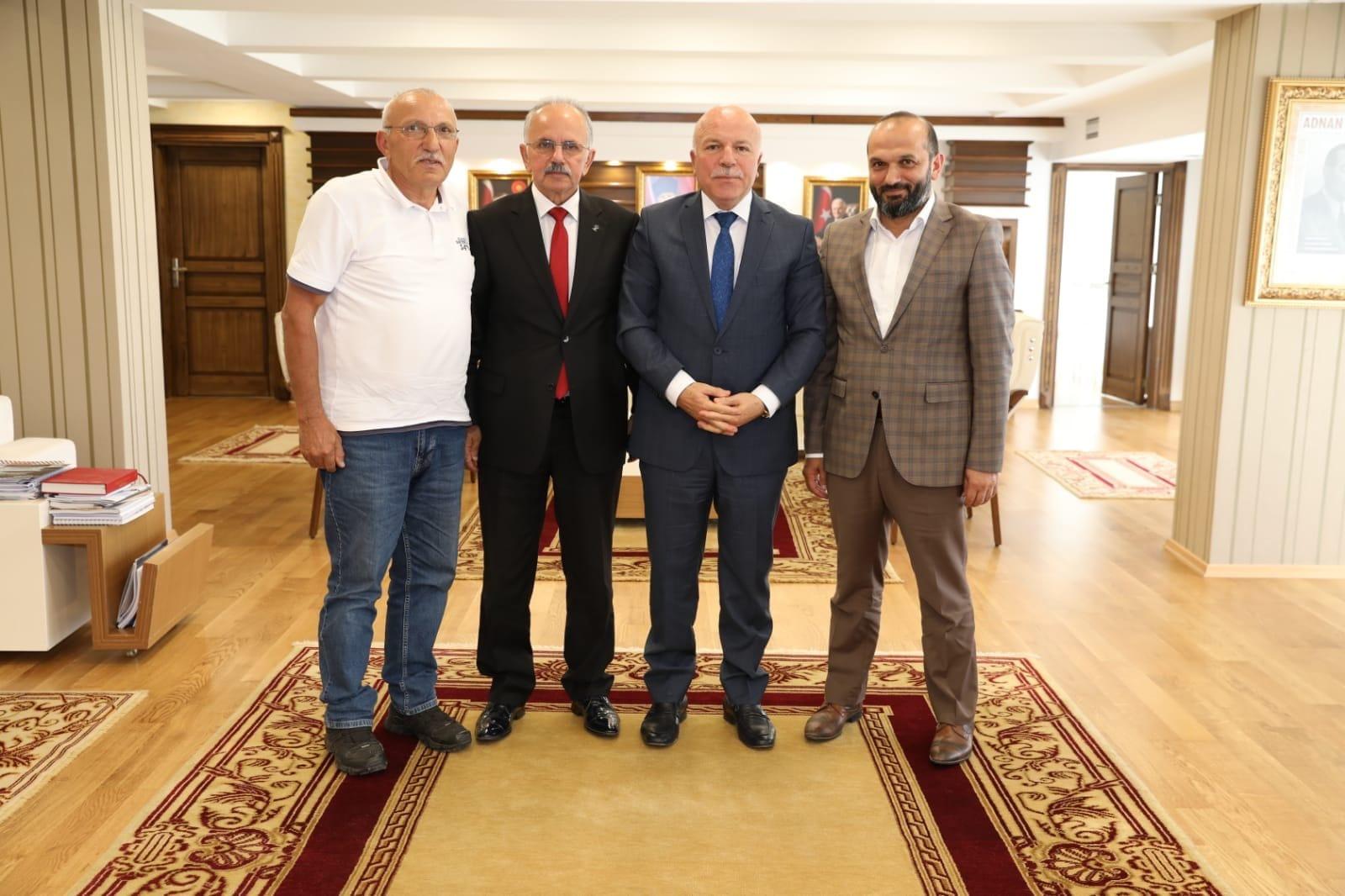 Erzurum Büyükşehir Belediyesi'nden Tirebolu'ya destek sözü!