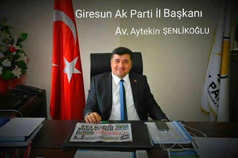 Av. Aytekin Şenlikoğlu 19 Eylül Gaziler Günü Mesajı