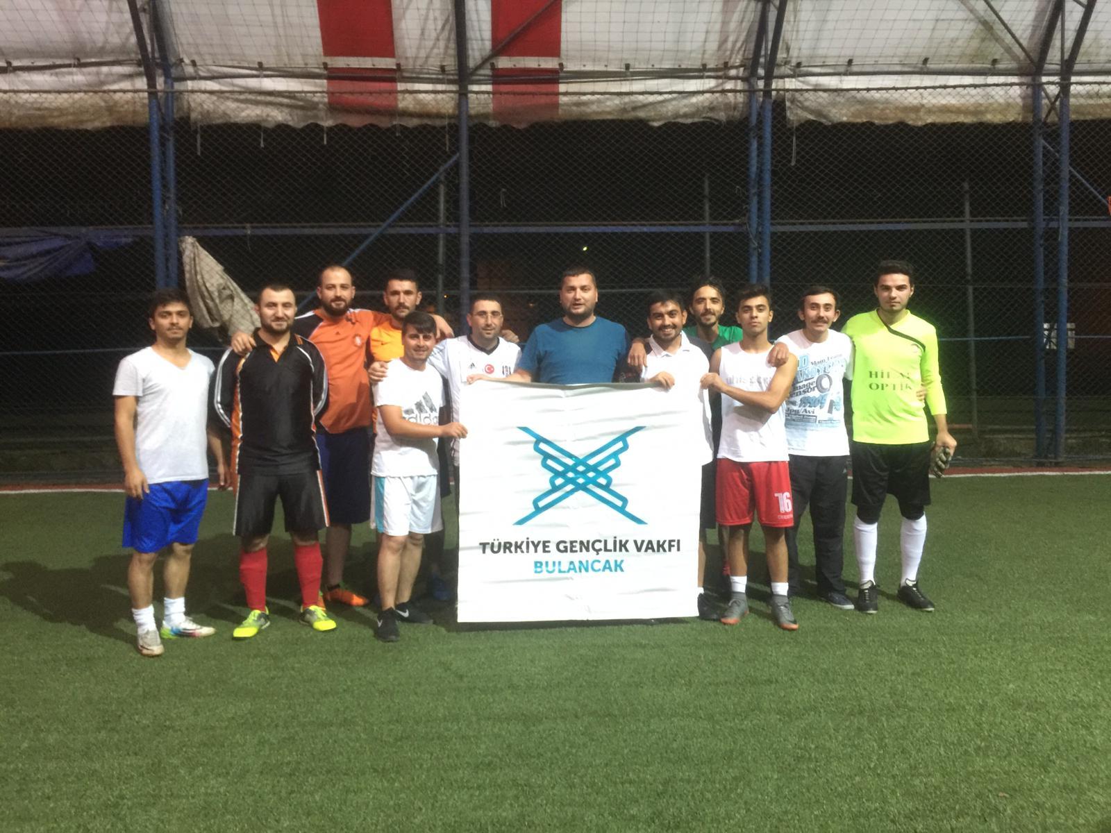 TÜGVA Bulancak gençlerle dostluk maçlarında buluşuyor
