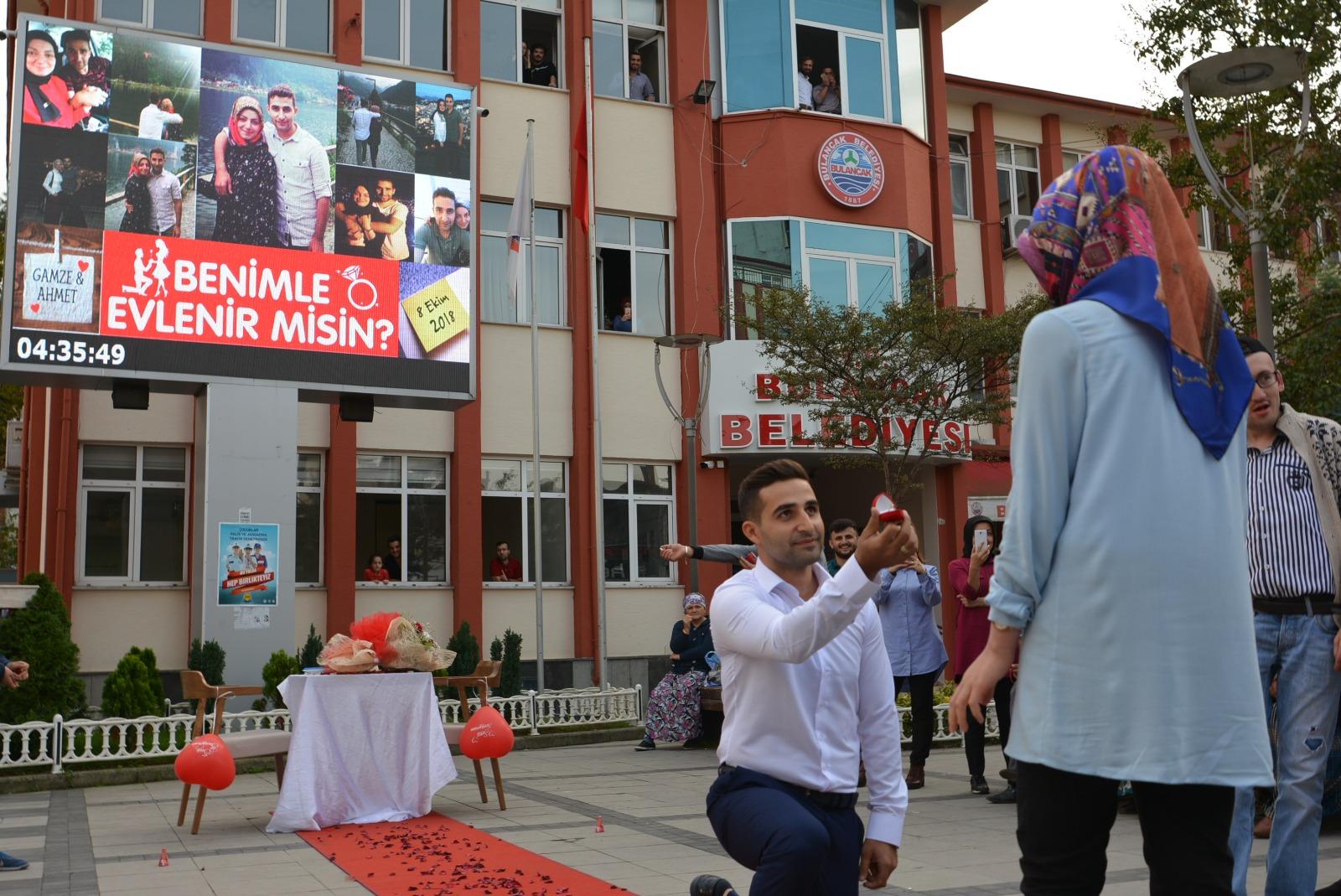 Bulancak Belediyesinden Afrin kahramanına jest!