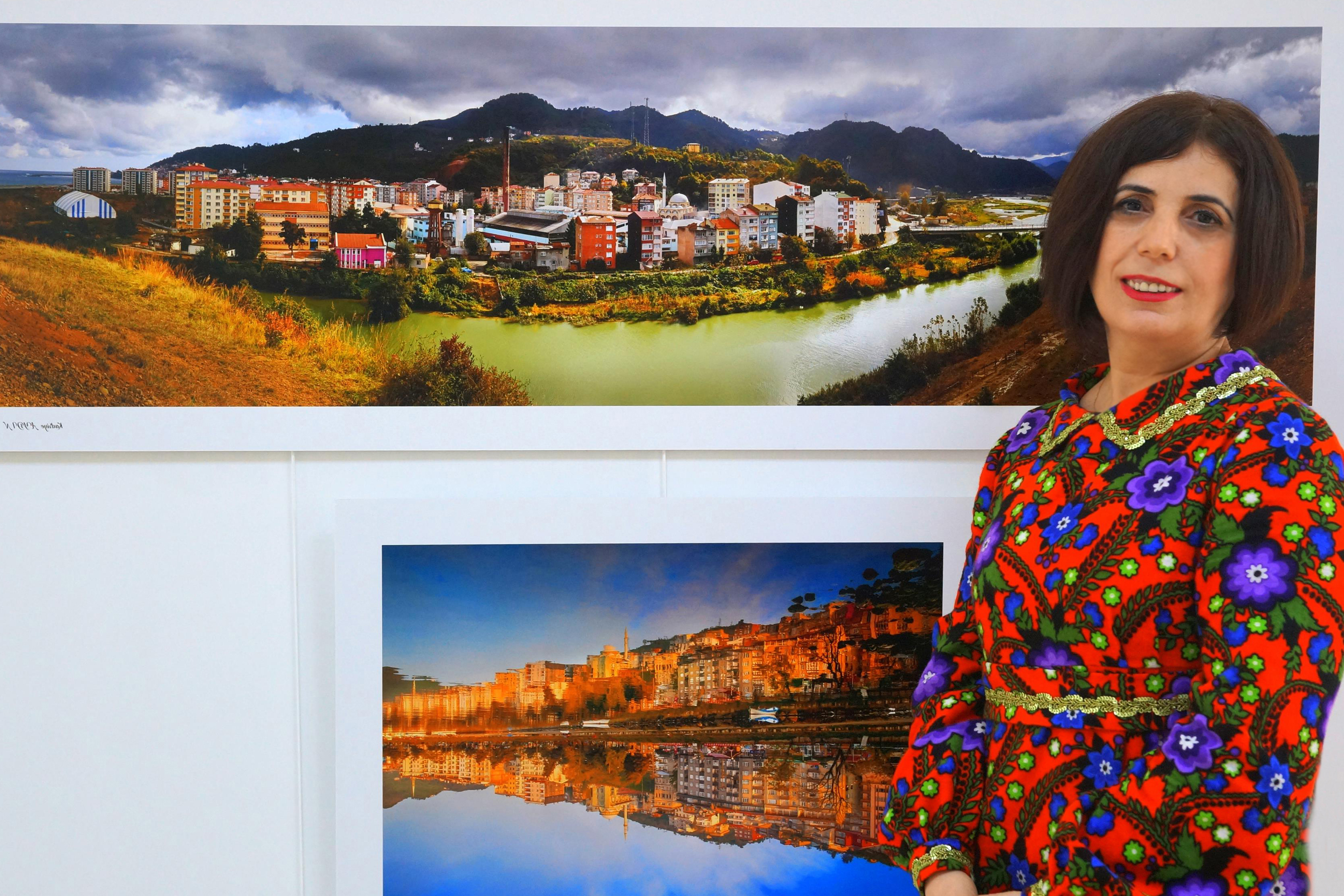 Kadriye Aydın'ın TİREBOLUM fotoğraf sergisi Giresun'da açılıyor.