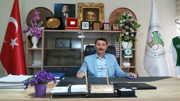 İbrahim Arslan Aday mı