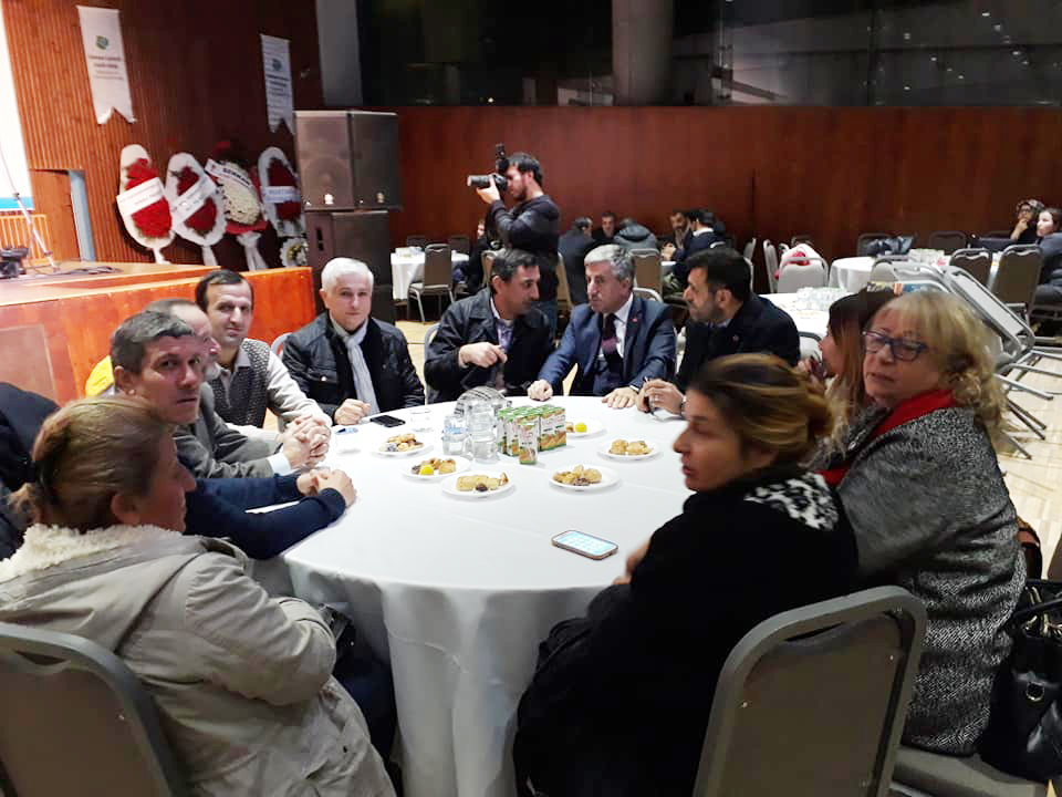 Aralık Köyü Derneği 10. Yılını Kutladı