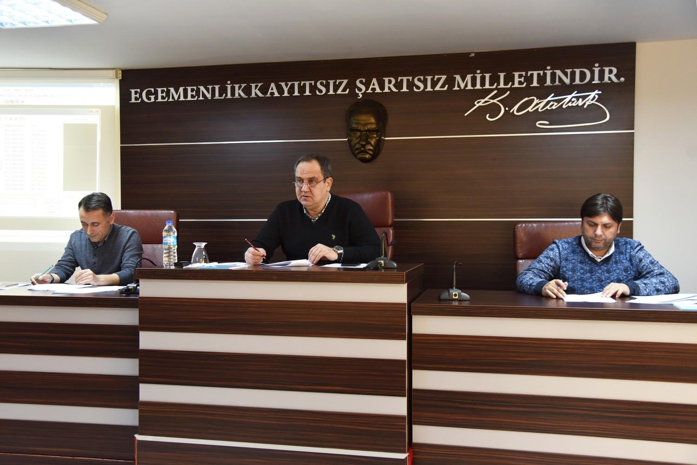 YILIN SON BELEDİYE MECLİS TOPLANTISI YAPILDI