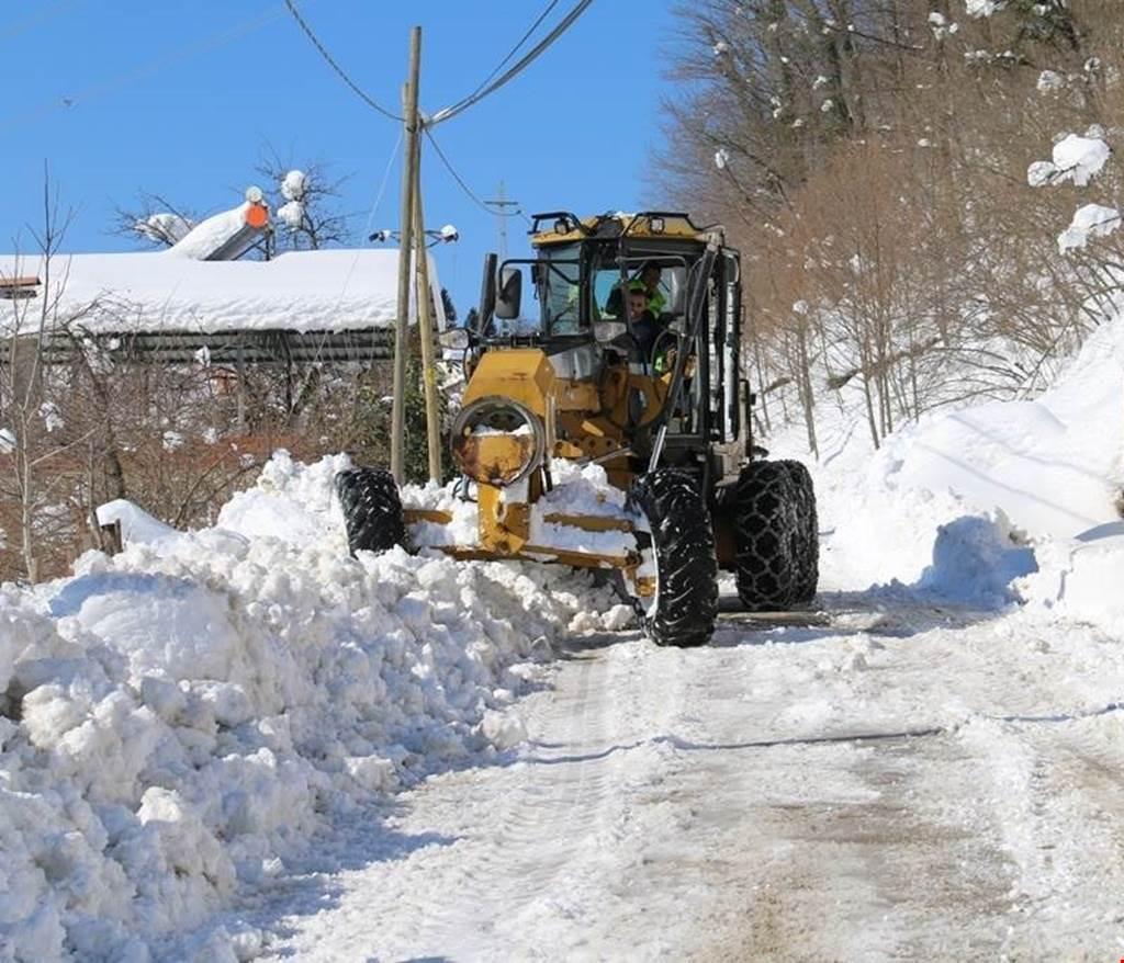 316 Kapalı Köy Yolundan 304 Köy Yolu Ulaşıma Açıldı