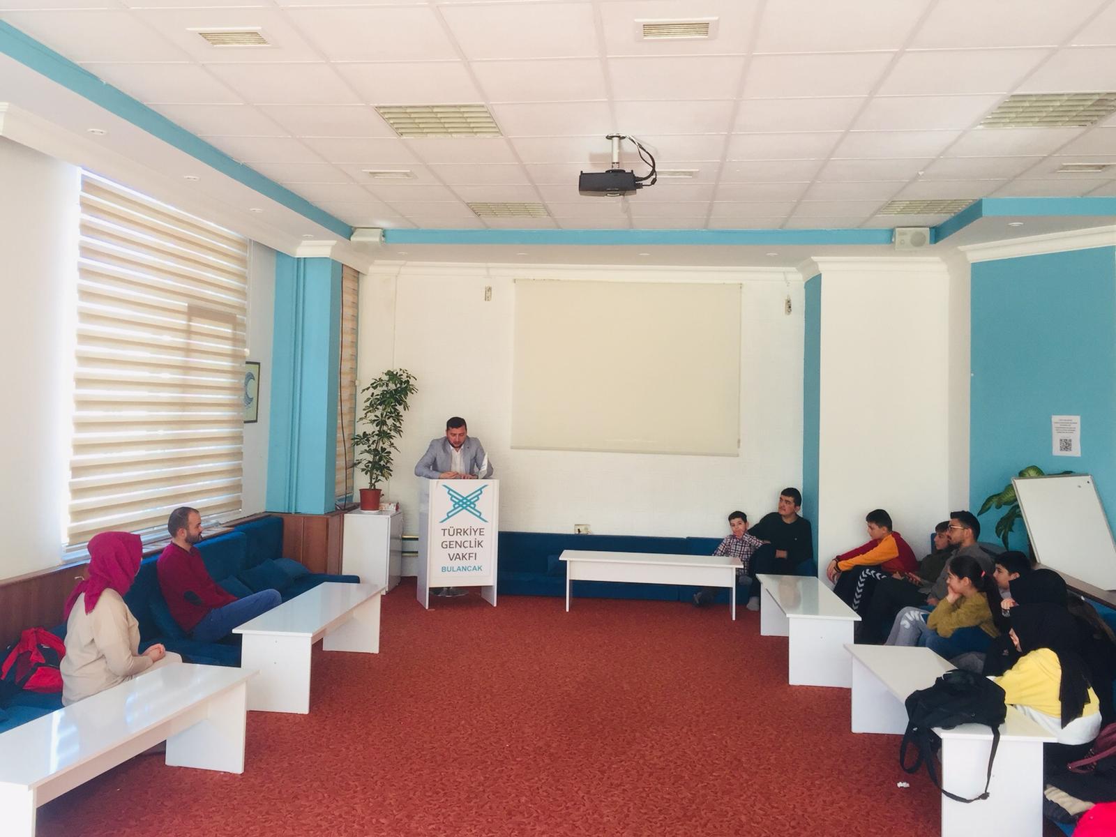 TÜGVA Bulancak Kış Okulu