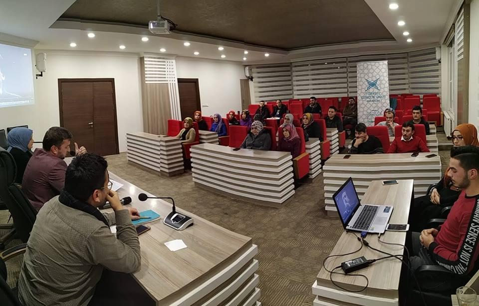 TÜGVA Bulancak Şubat ayı İstişare Toplantısı gerçekleştirildi.